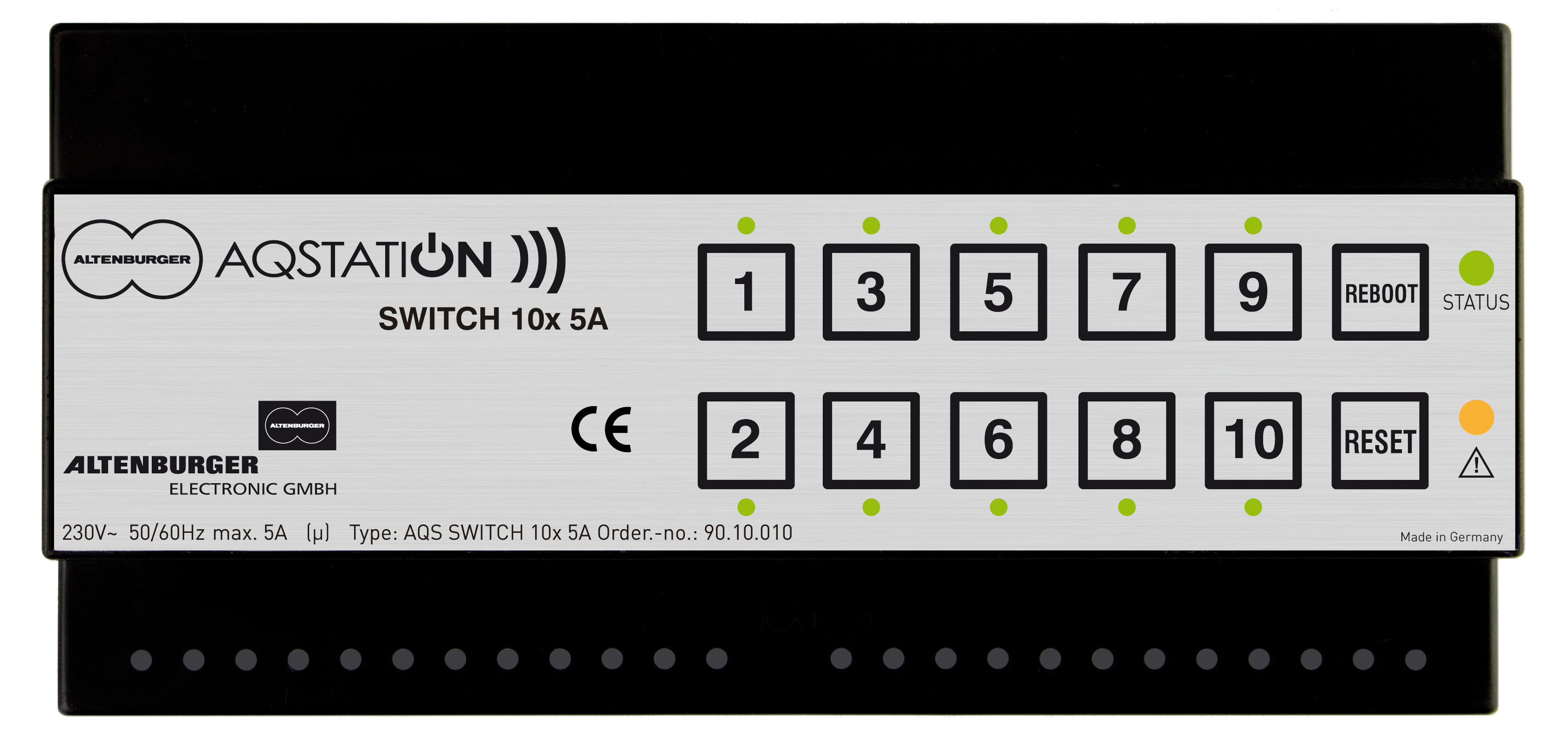 90 10 010 AQS Switch 10x5A